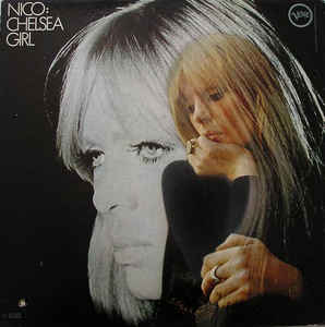 Nico - Chelsea Girl LP