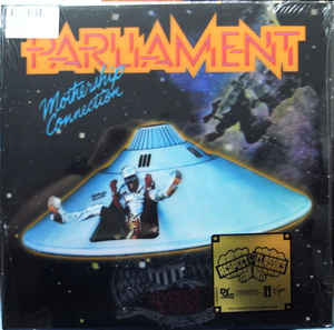 Parliament - Mothership Connection LP