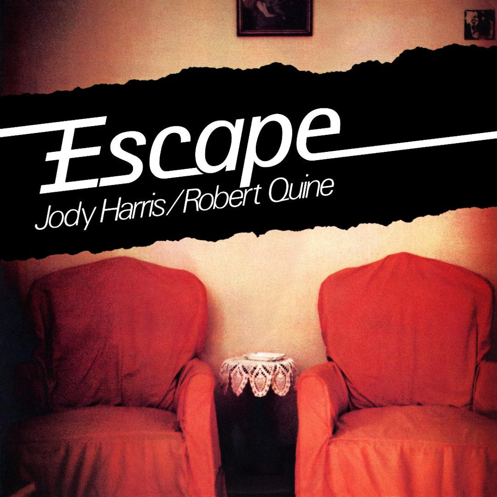 Jody Harris/Robert Quine - Escape LP