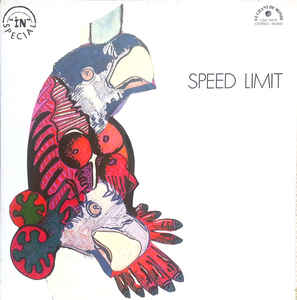 Speed Limit - Speed Limit LP