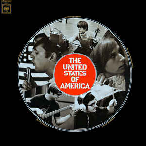 The United States Of America - The United States Of America LP