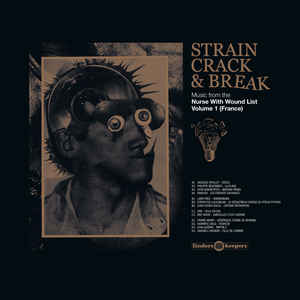 Various Artists - Strain Crack & Break 2LP