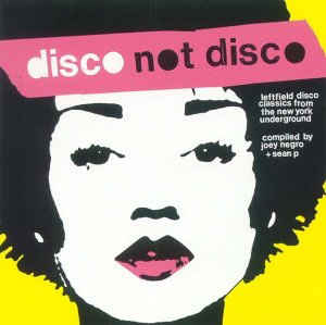 Various Artists - Disco Not Disco 3LP