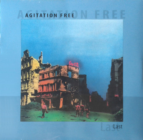 Agitation Free - Last LP