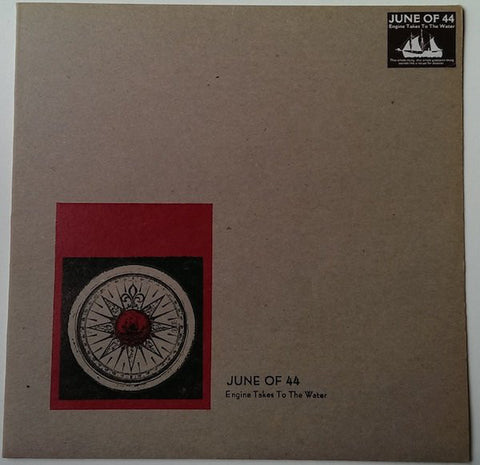 June Of 44 - Engine Takes To The Water LP RECORD STORE DAY 2020 RELEASE