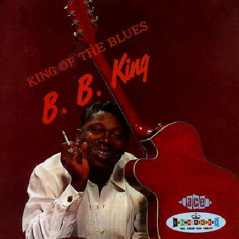 BB King - King Of The Blues LP