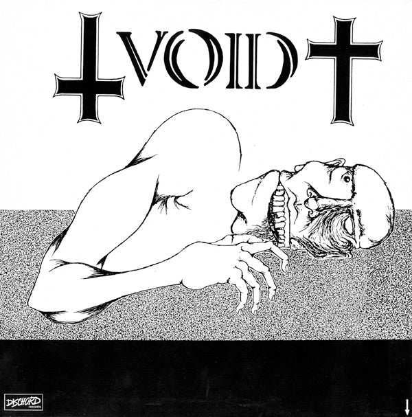 Faith/Void - split LP