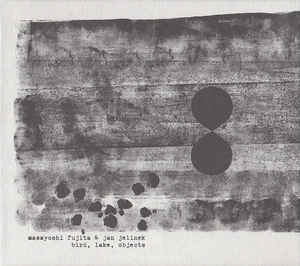Masayoshi Fujita & Jan Jelinek - bird, lake, objects LP