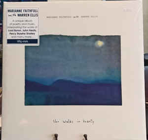Marianne Faithfull and Warren Ellis - She Walks in Beauty 2LP