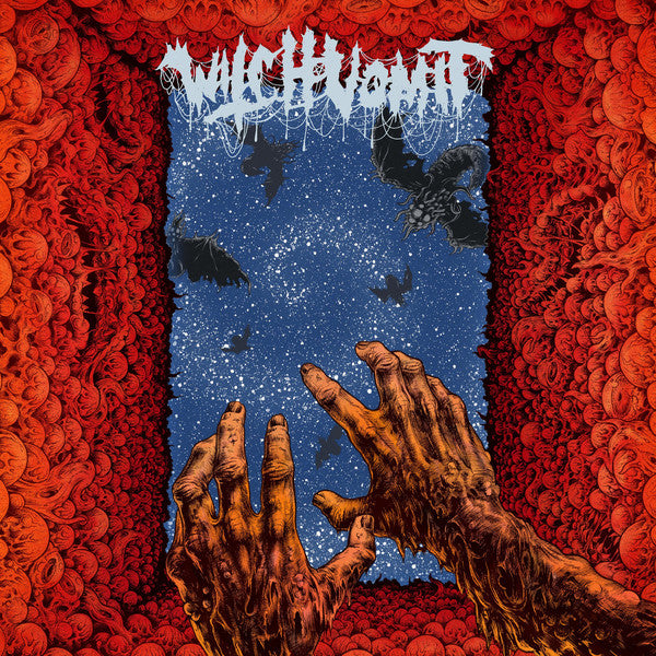 Witch Vomit - Poisoned Blood LP