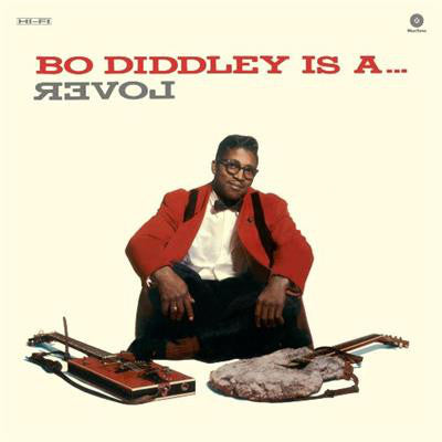 Bo Diddley - Is A Lover LP