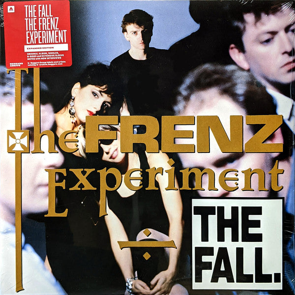 The Fall - The Frenz Experiment 2LP