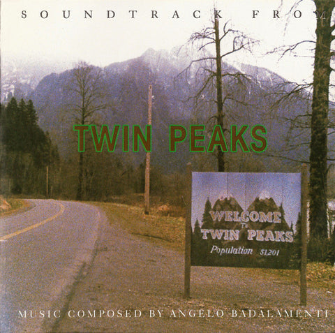 Angelo Badalamenti - Twin Peaks soundtrack LP