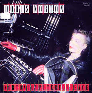 Doris Norton - Norton Computer For Peace LP