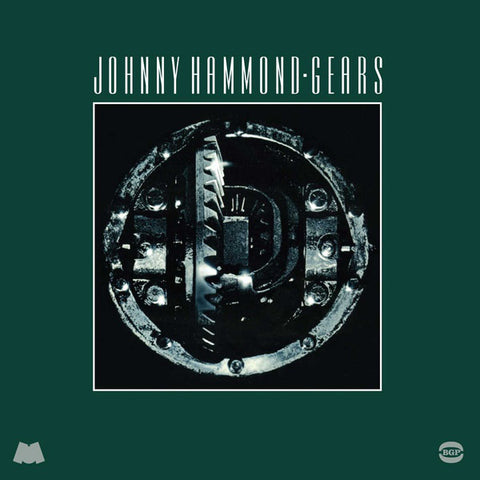 Johnny Hammond - Gears 2LP