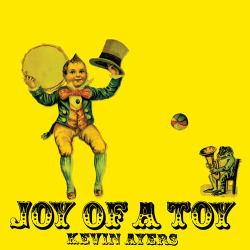 Kevin Ayers - Joy Of A Toy LP
