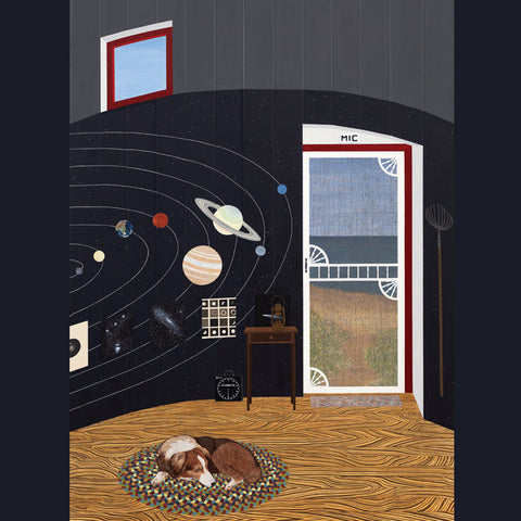 Mary Lattimore - Silver Ladders LP