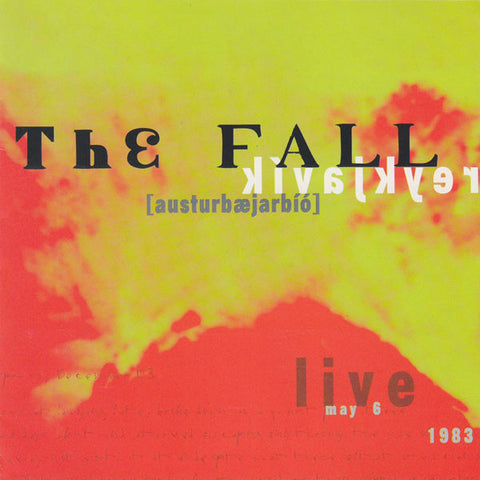 The Fall - Austurbaejarbio Reykavik Live 1983 2LP RECORD STORE DAY 2020 RELEASE