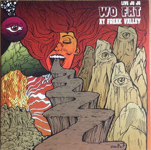 Wo Fat - Live Juju 2LP