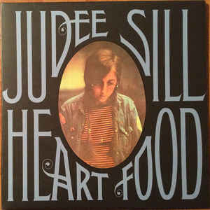 Judee Sill - Heart Food LP