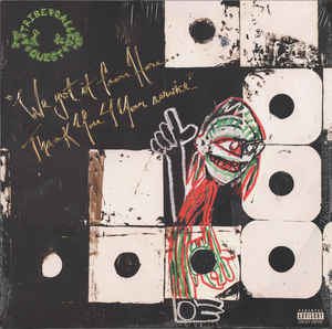 A Tribe Called Quest - We Got it From Here...  2LP
