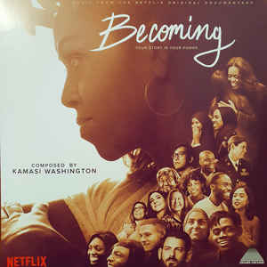 Kamasi Washington - Becoming OST LP
