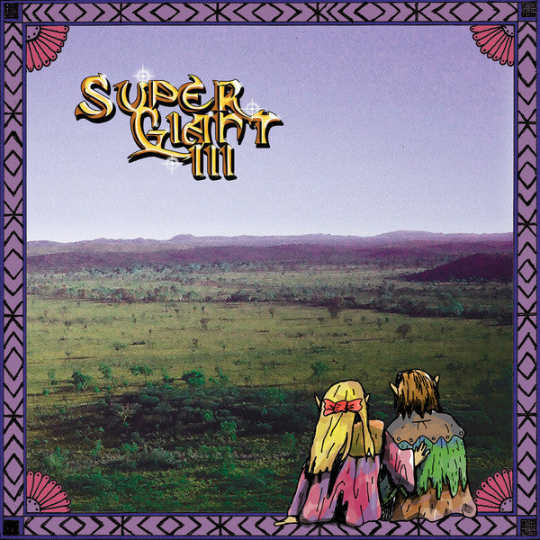 The Uplifting Bell Ends - Super Giant III LP