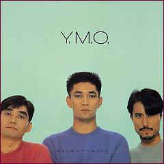 Yellow Magic orchestra - Naughty Boys & Instrumentals 2LP