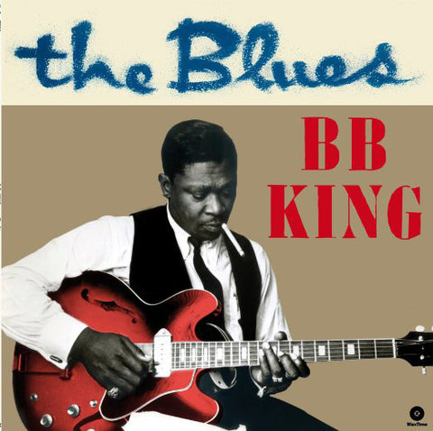 BB King - The Blues LP