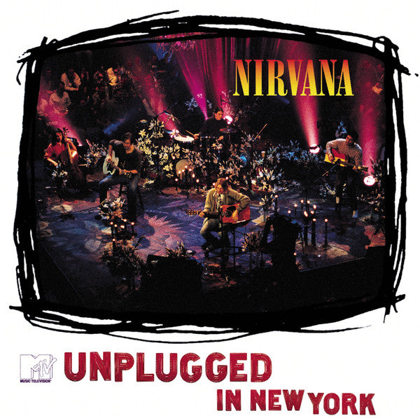 Nirvana - Unplugged LP