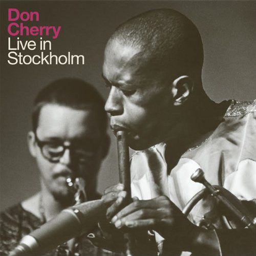 Don Cherry - Live In Stockholm 2LP
