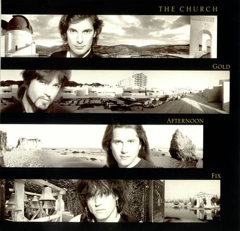 The Church - Gold Afternoon Fix LP (SPECIAL RECORD STORE DAY 2020 RELEASE)