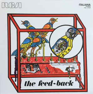 The Group - The Feed Back LP