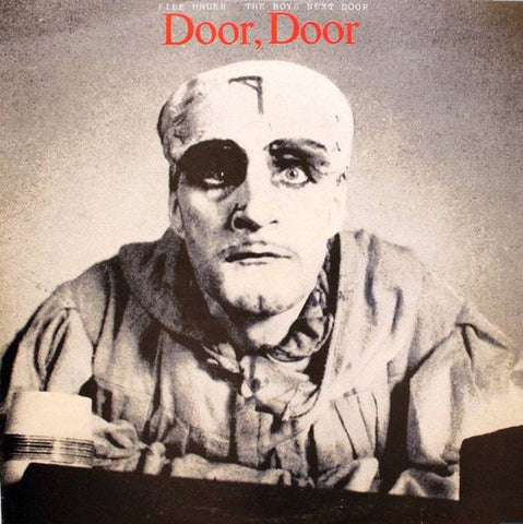 Boys Next Door - Door, Door LP