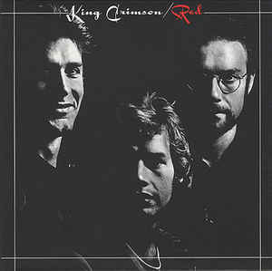 King Crimson - Red LP