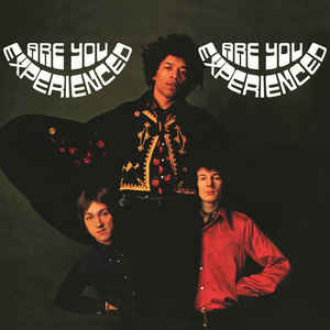 Jimi Hendrix Experience - Are You Experienced? LP