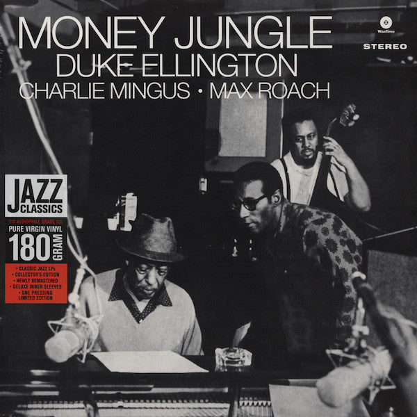 Duke Ellington/Charles Mingus/Max Roach - Money Jungle LP