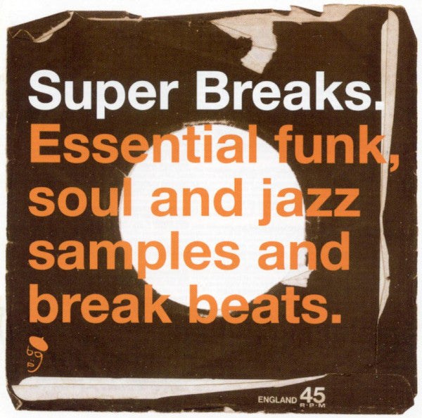 Various - Super Breaks 2LP