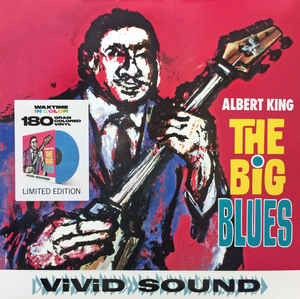 Albert King - The Big Blues LP