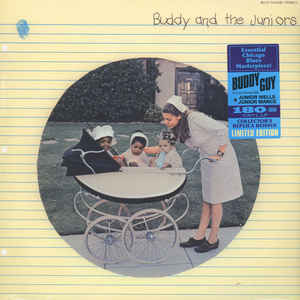 Buddy Guy - Buddy And The Juniors LP