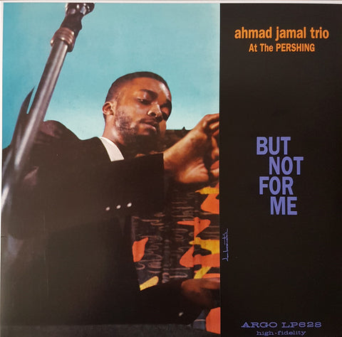 Ahmad Jamal - At The Pershing LP
