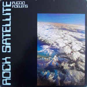Puccio Roelens - Rock Satellite LP