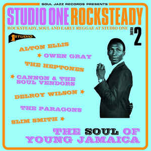 Various Artists - Studio One Rocksteady Volume 2 2LP