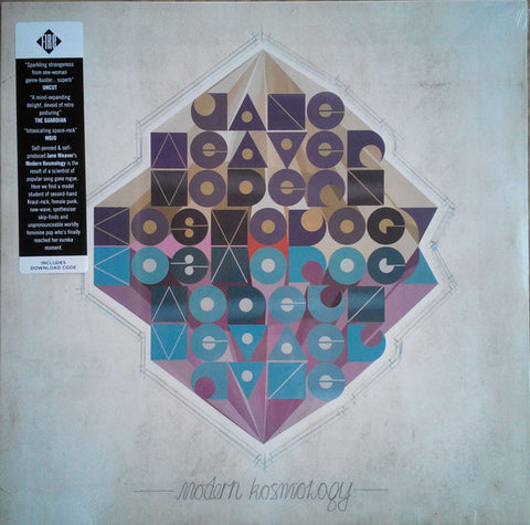 Jane Weaver - Modern Kosmology LP