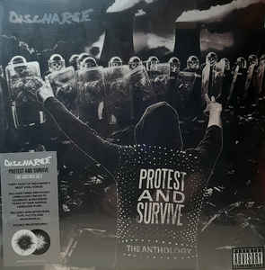 Discharge - Protest and Survive 2LP