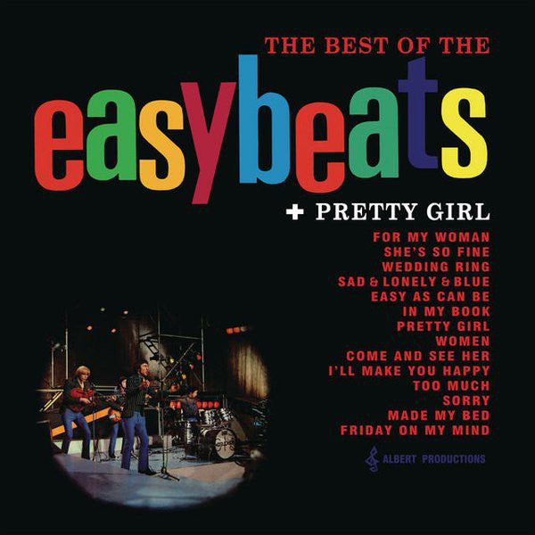 The Easybeats - The Best Of The Easybeats LP