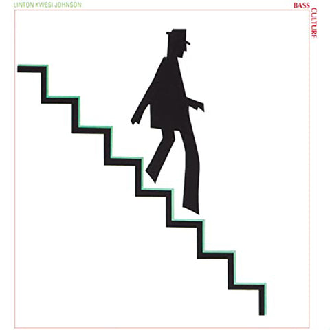 Linton Kwesi Johnson - Bass Culture 2LP RECORD STORE DAY 2020 RELEASE
