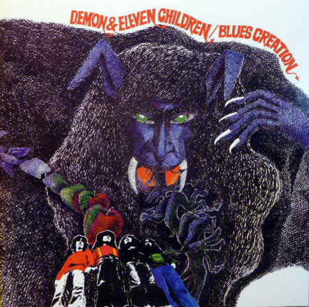 Blues Creation - Demon & Eleven Children LP