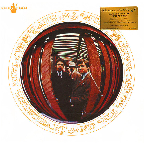 Captain Beefheart - Safe As Milk 2LP