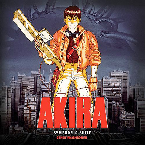Original Soundtrack - Akira 2LP